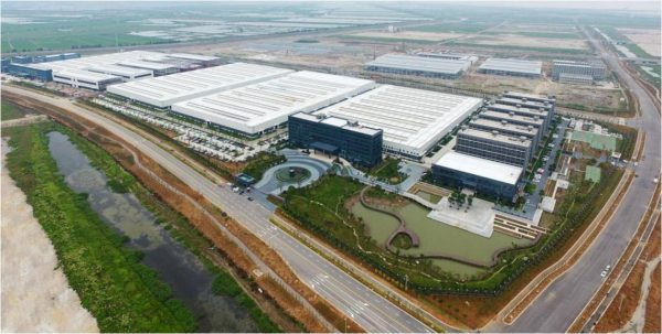 We don't deal with small fry, here is one of our Asian Manufacturers' factory.