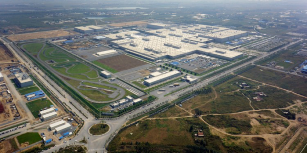 Here we have the German Owned BMW Car Factory in CHINA – Making BMW Cars for the Local & Export Markets