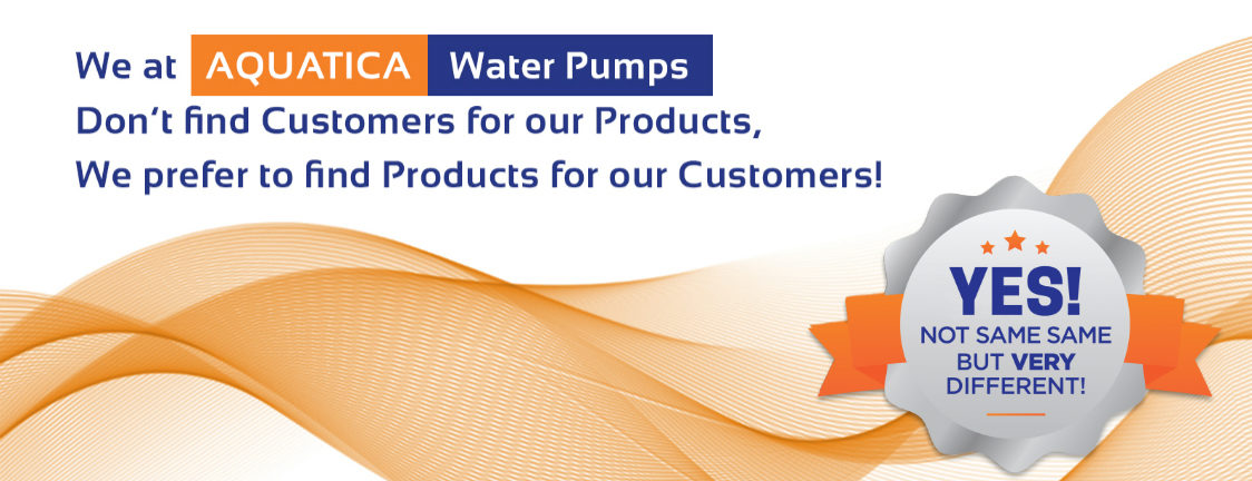 QUALITY AUSTRALIAN WATER PUMPS BY AQUATICA WATER PUMPS