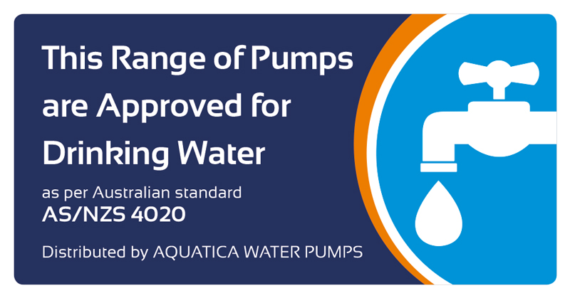 4020 WATER COMPLIANT TO AS/NZS STANDARDS